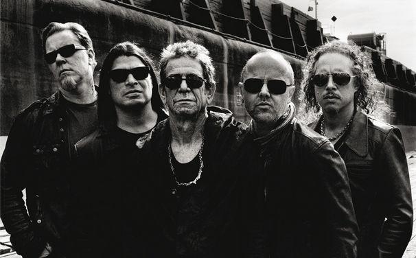 Metallica und Lou Reed