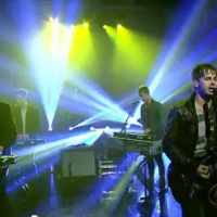 Live: Foster The People - Helena Beat @ Late Show with David Latterman