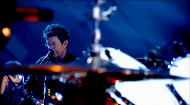 Live: Lou Reed & Metallice - Iced Honey @ Later With Jools Holland