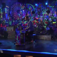 Live: Coldplay @ Saturday Night Live