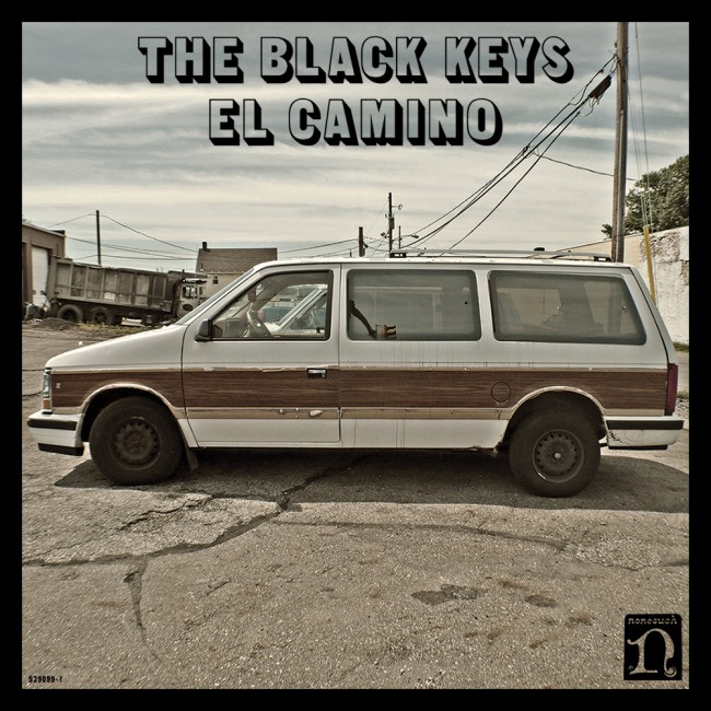 The Black Keys - El Camino Cover