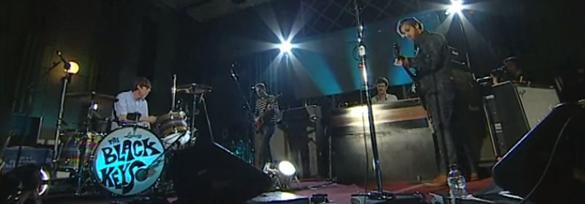 Live: The Black Keys – Lonely Boy @ Zane Lowe + ganzer Videostream