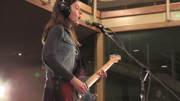 Live: Blood Red Shoes – Cold @ BBC Radio 1