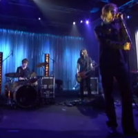 Live: Mark Lanegan - The Gravedigger's Song @ Canal+
