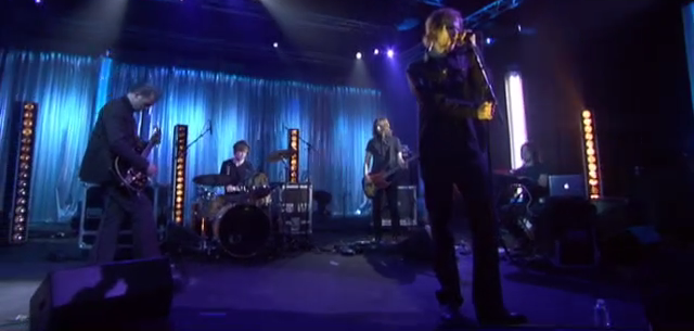 Live: Mark Lanegan @ Canal+ [komplette Show + Interview]