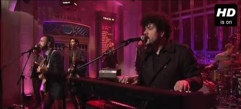 Live: The Shins @ Saturday Night Live