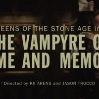 queens of the stone age vampire of time and memory teaser