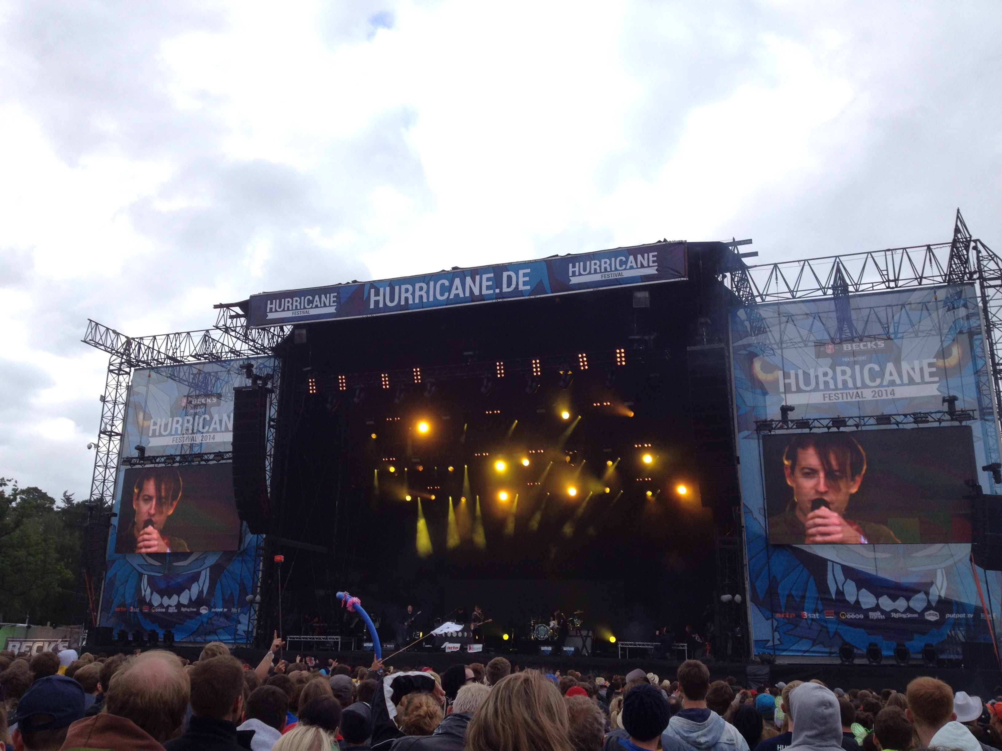 Hurricane Festival in Scheeßel