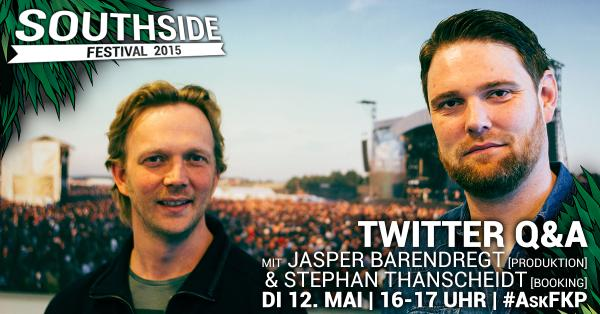 Jasper Barendregt & Stephan Thanscheidt