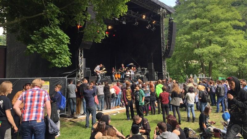 Pfingst Open Air Werden 2015 01