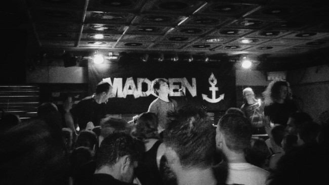 Madsen – Live im Molotow, Hamburg!