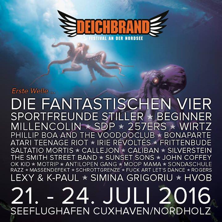 Foto: Facebook / Deichbrand Festival