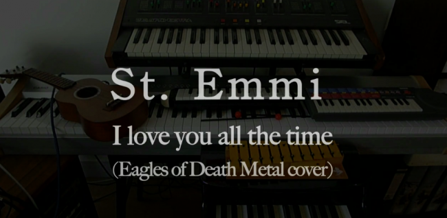 St. Emmi - I Love you all the time