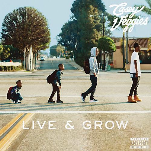 Casey Veggies - Live and Grow