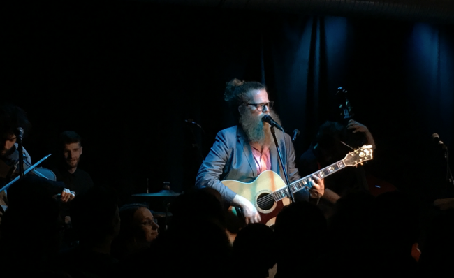 Ben Caplan in Hamburg