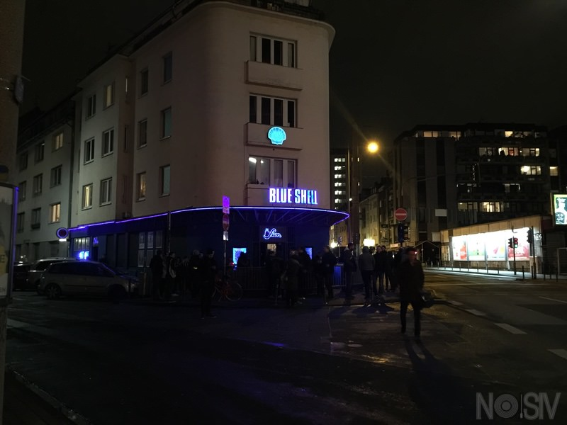 Das Kölner Blue Shell