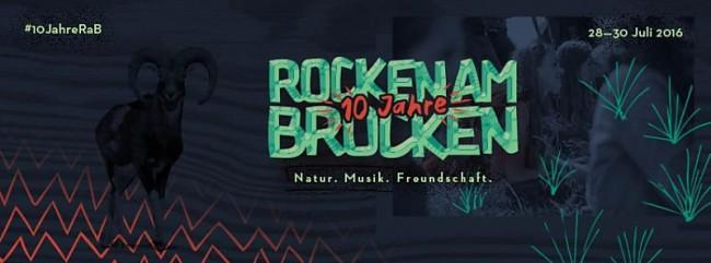 Rocken am Brocken 2016 Header
