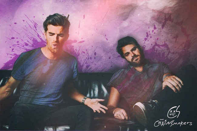 The Chainsmokers #1