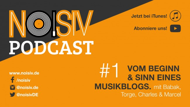 NOISIV PODCAST #001