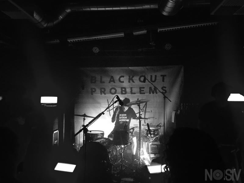 Blackout Problems 01