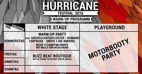 Foto: Facebook / Hurricane Festival