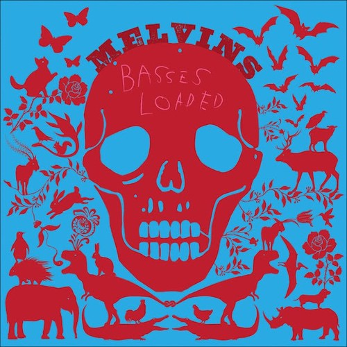 Melvins - Basses Loaded (Album-Cover)