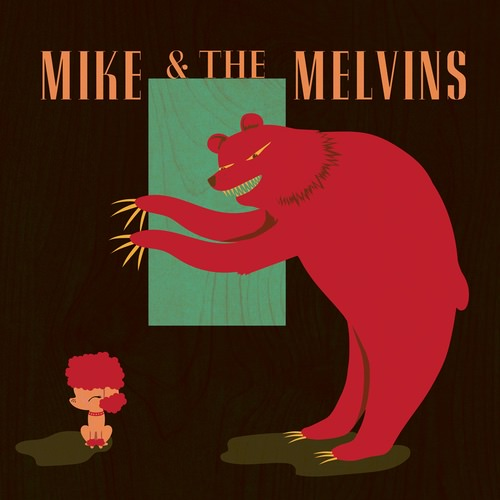 Mike and The Melvins - Three Man and a Baby
