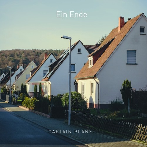Captain PlaNET - Ein Ende (Album-Cover)