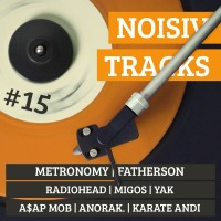 NOISIV TRACKS #15