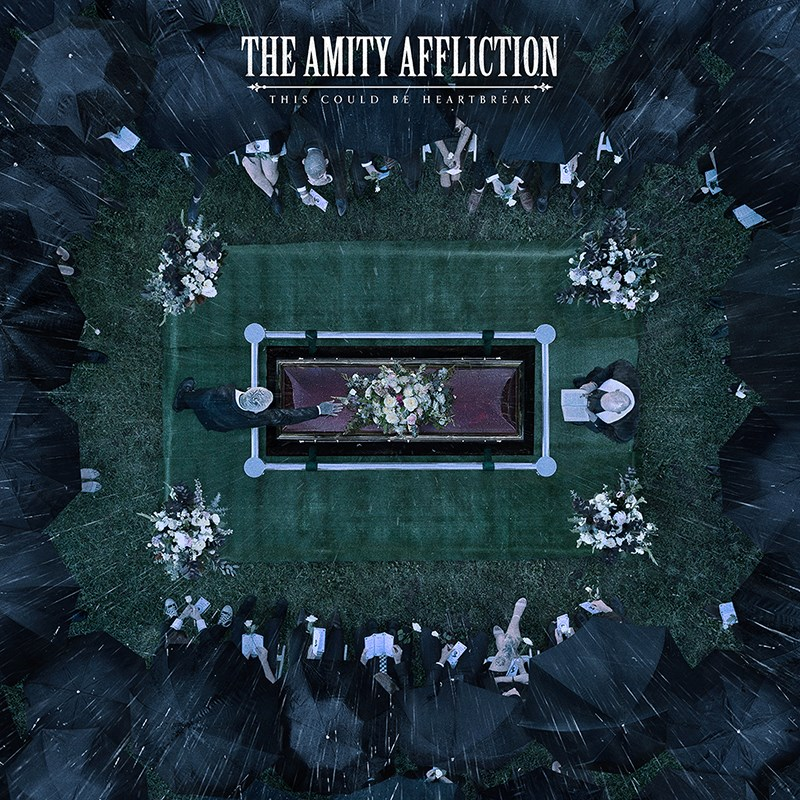 The Amity Affliction Cover