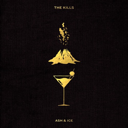 The Kills - Ash and Ice Cover