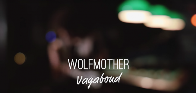 Wolfmother Vagabond