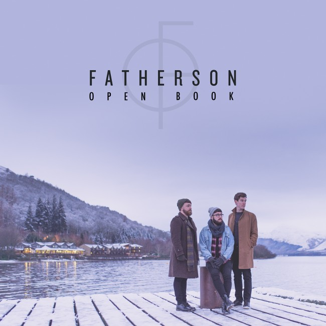 Fatherson - Open Book - Artwork