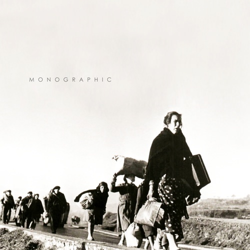 Monographic - ST (Album-Cover)
