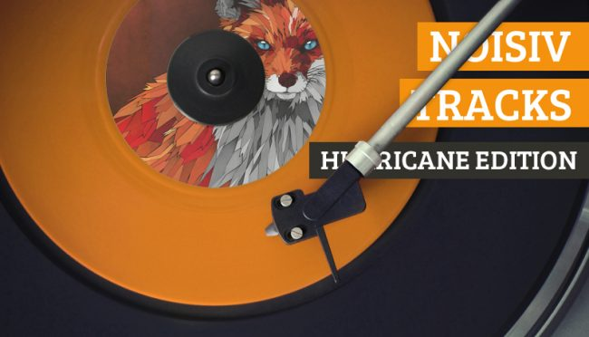 NOISIV TRACKS HURRICANE EDITION