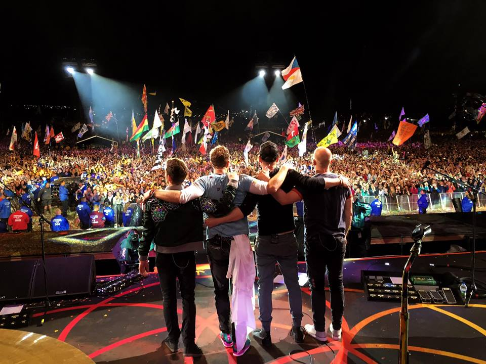 Foto: Facebook / Coldplay