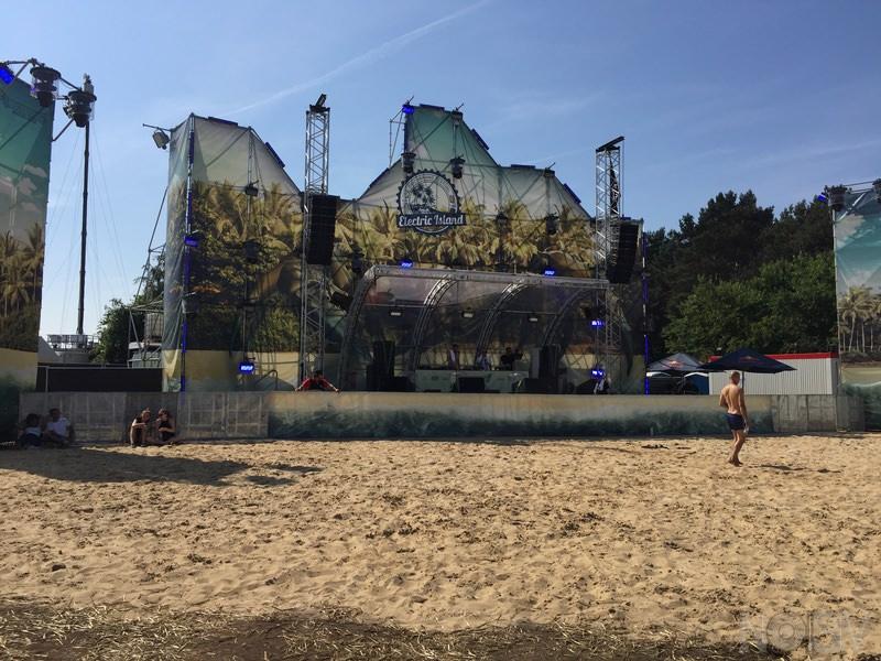 Deichbrand Festival 2016: Electric Island