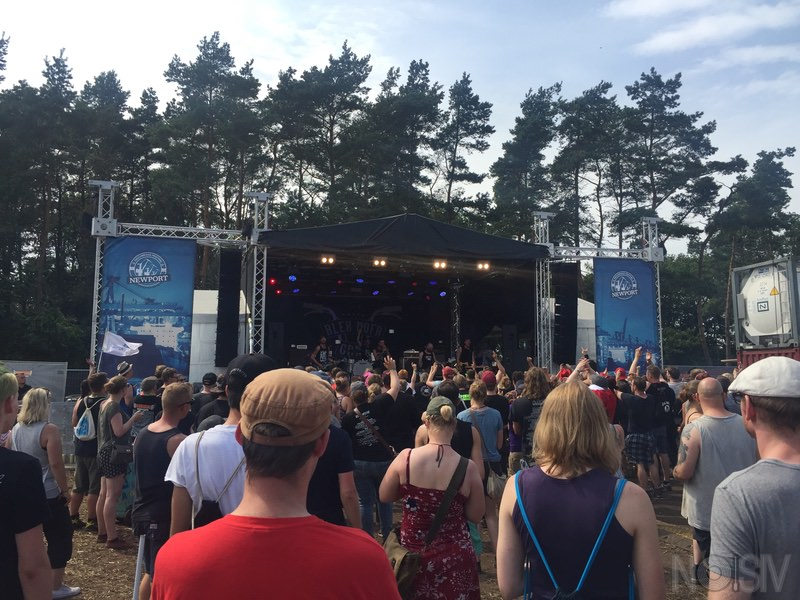 Deichbrand Festival 2016: Newport