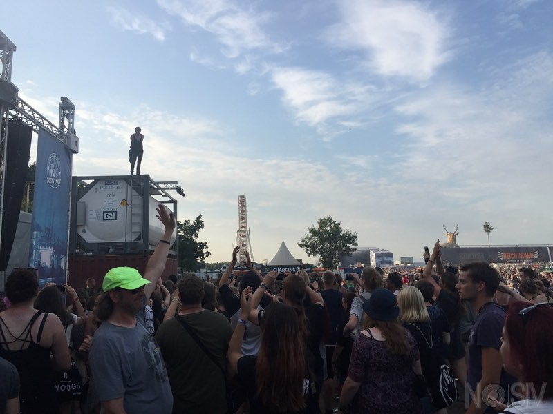 Deichbrand Festival 2016: Counterfeit
