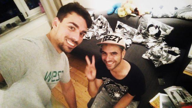 NOISIV PODCAST #010: mit Babak und Marcel!