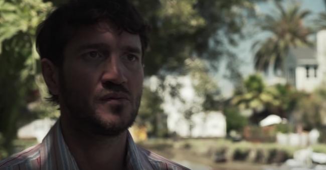 """John Frusciante in """"Running Away"""""""