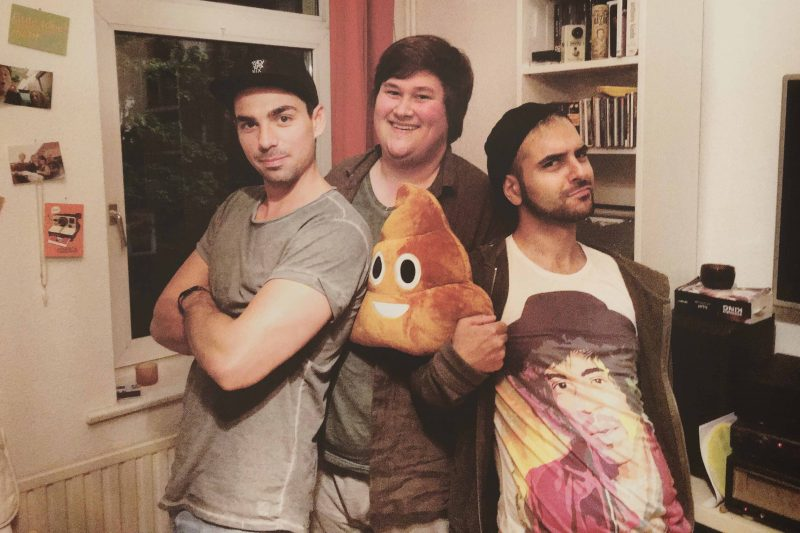 Die Vögel von Nummer #11: Marcel, Torge, Mr. Emoji & Babak!