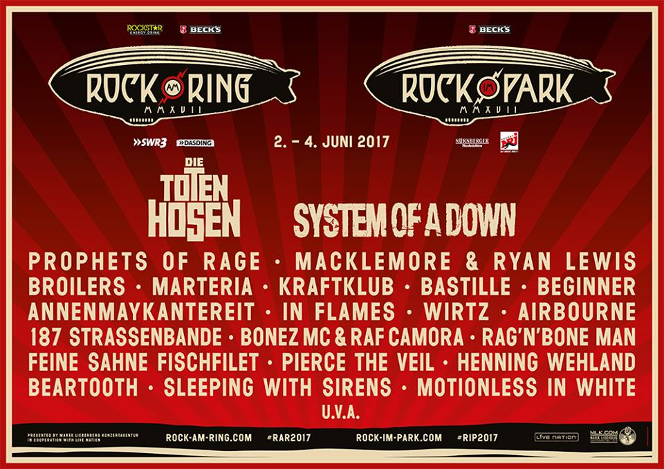Foto: Facebook / Rock am Ring