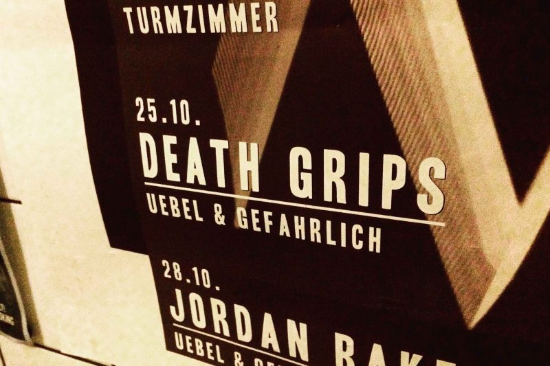 Death Grips - Live in Hamburg
