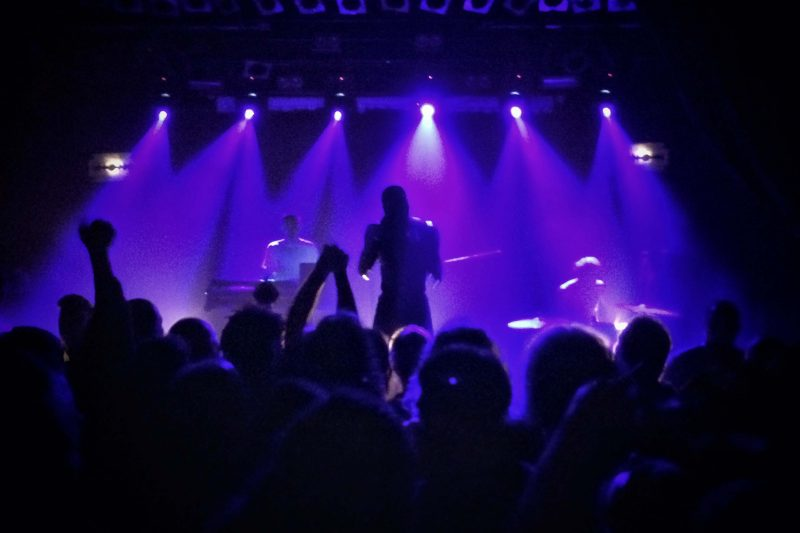 Death Grips - Live in Hamburg #2