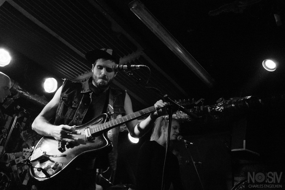 Huck Blues: Live im Molotow, Hamburg