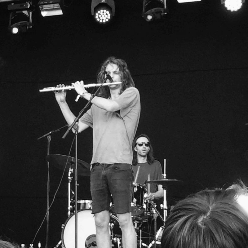 King Gizzard & The Lizard Wizard @ MS Dockville 2016