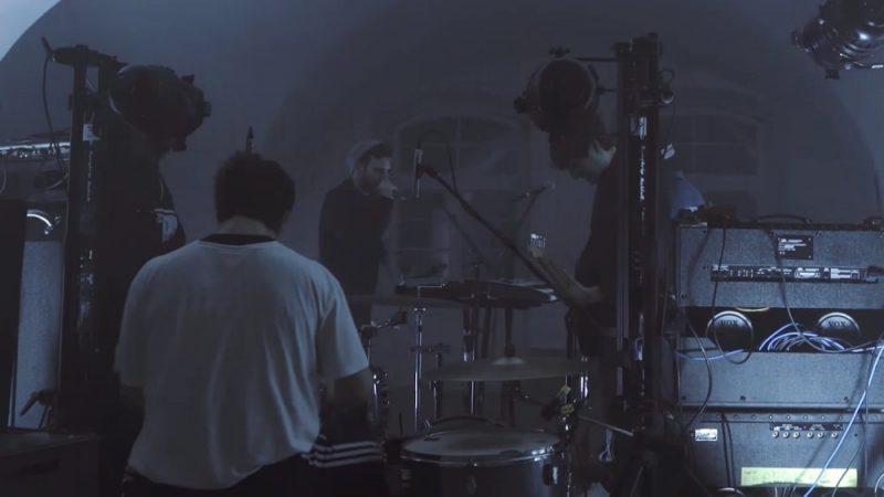 Leoniden - Iron Tusk (Live-Musikvideo)