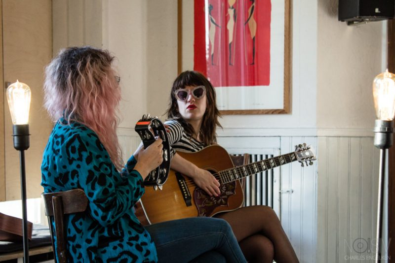 Deap Vally NOISIV SESSIONS 01