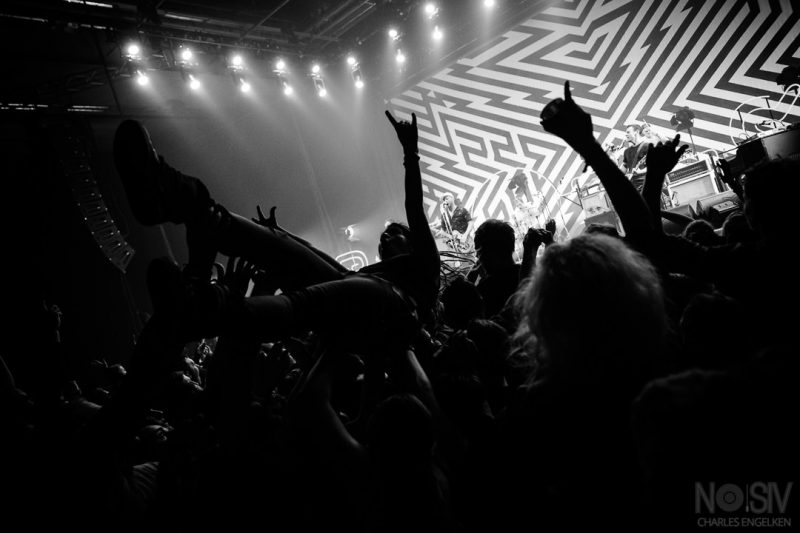 Beatsteaks Sporthalle Hamburg